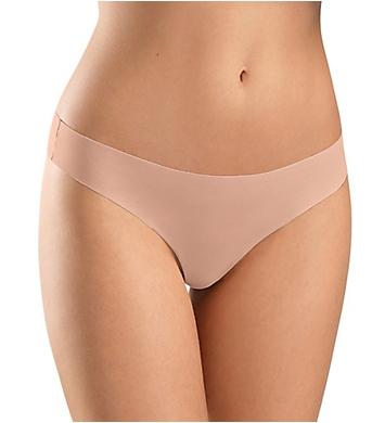 Hanro Invisible Cotton Thong Panty