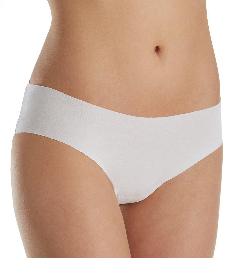 Hanro 71227 Invisible Cotton Hi Cut Brief Panty