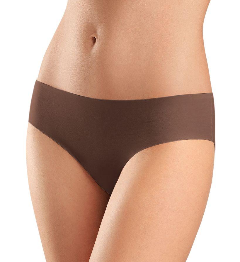 Hanro Invisible Cotton Hi Cut Brief Panty