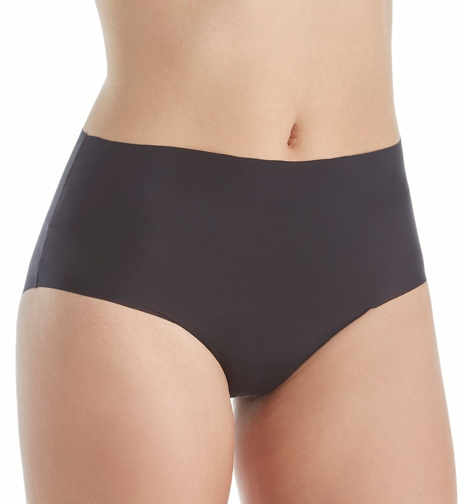 Hanro - Hanro 71297 Smooth Illusion Full Brief Panty (Black XS)