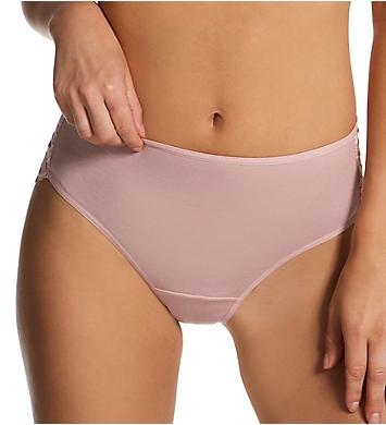 Hanro Luxury Moments Hi Cut Brief Panty