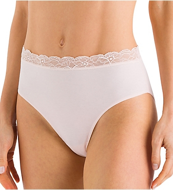 Hanro Cotton Lace Full Brief Panty