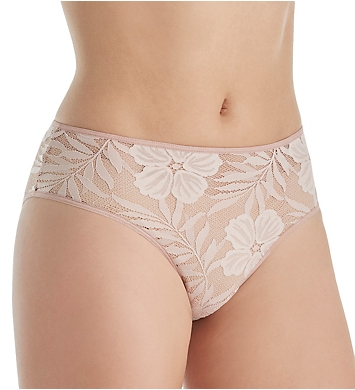 Hanro Lace Illusion Full Brief Panty