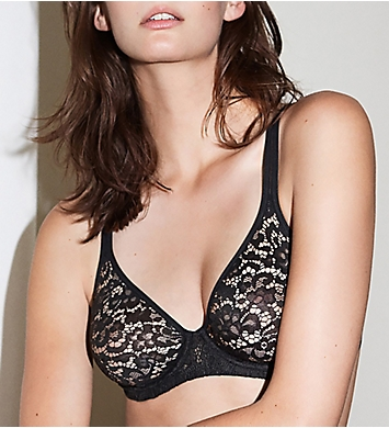 Hanro Messina Lace Underwire Bra