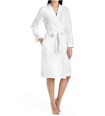 Hanro Cotton Pique Robe