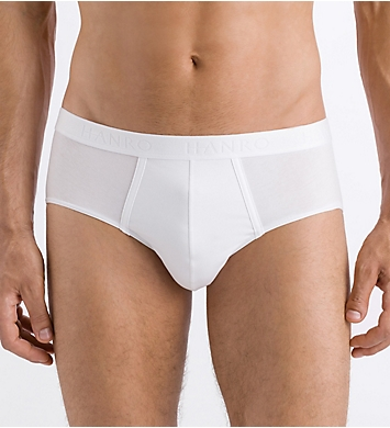 Hanro Cotton Essentials Jersey Stretch Brief