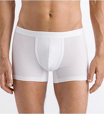 Hanro Cotton Essentials Jersey Stretch Boxer Brief