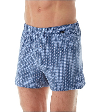 Hanro Elias Cotton Stretch Knit Boxer
