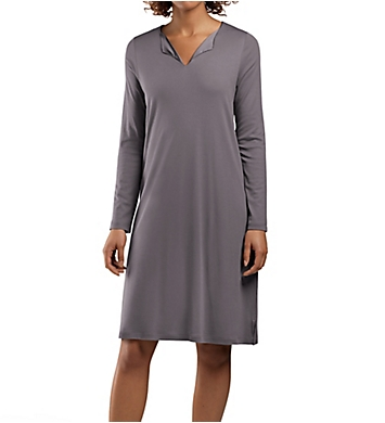 Hanro Adriana Long Sleeve Sleep Gown