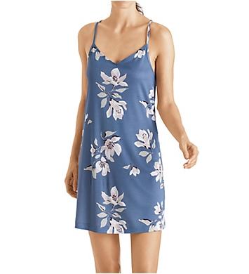 Hanro Lisha Printed Chemise Dress