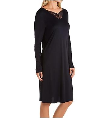 Hanro Wanda Long Sleeve Gown
