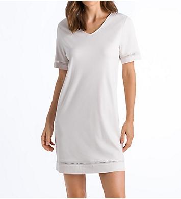 Hanro Sania Sleep Short Sleeve Gown