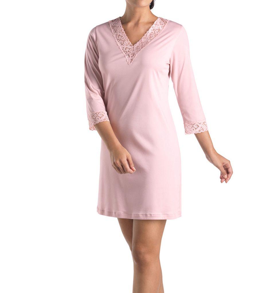 Hanro Moments 3/4 Sleeve Big Shirt