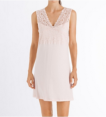 Hanro Moments Lace Tank Gown