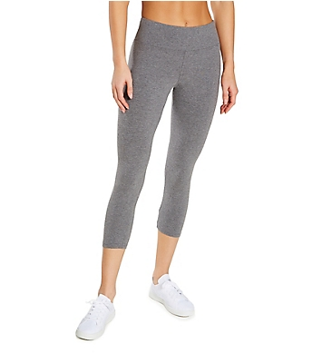 Hard Tail Flat Waist Capri Legging