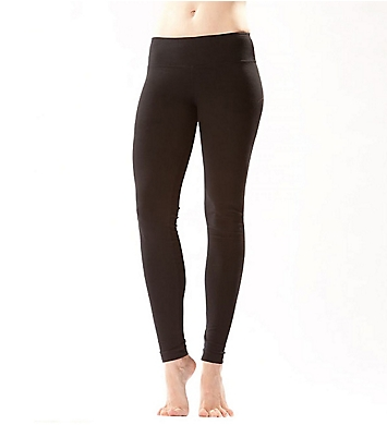 Hard Tail Flat Waist Ankle Legging