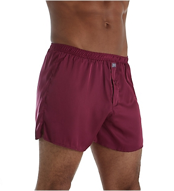 Hartman Essentials Classic Sueded Charmeuse Boxer