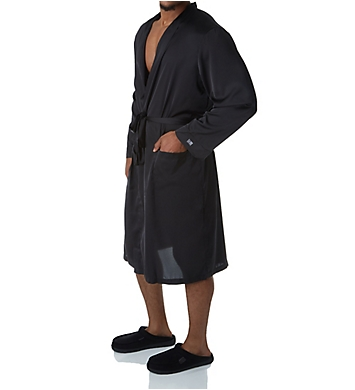 Hartman Essentials Classic Sueded Charmeuse Robe
