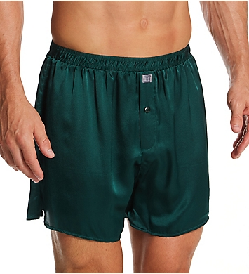 Hartman Eco-Friendly 100% Silk Charmeuse Boxer
