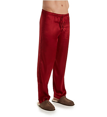 Hartman 100% Eco-Friendly Silk Charmeuse Pant
