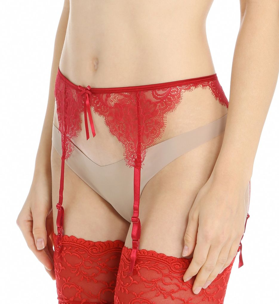 Heidi Klum Intimates Valerie Suspender Belt