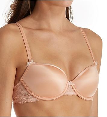 Heidi Klum Intimates Perfectly Nude Balconnet T-Shirt Bra H23-1449 ... ac75c7df7cb
