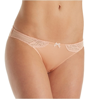 Heidi Klum Intimates Perfectly Nude Bikini Panty