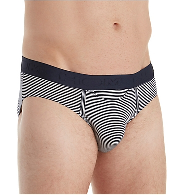 HOM Simon HO-1 Striped Mini Brief
