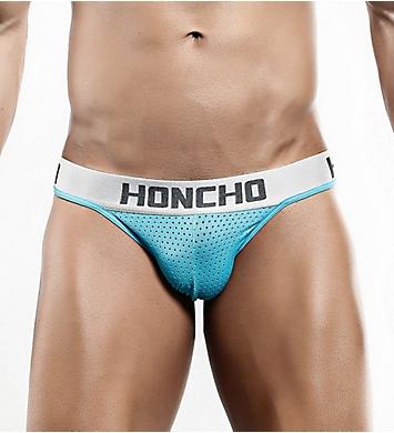 Honcho Mesh Slip Thong