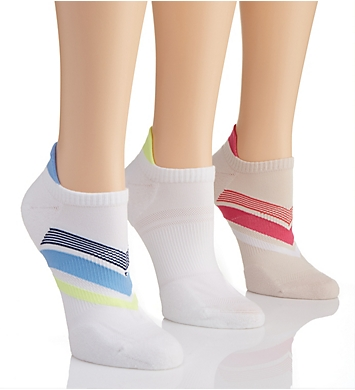 Hue Tab Back Liner with Cushion Sock - 3 Pack