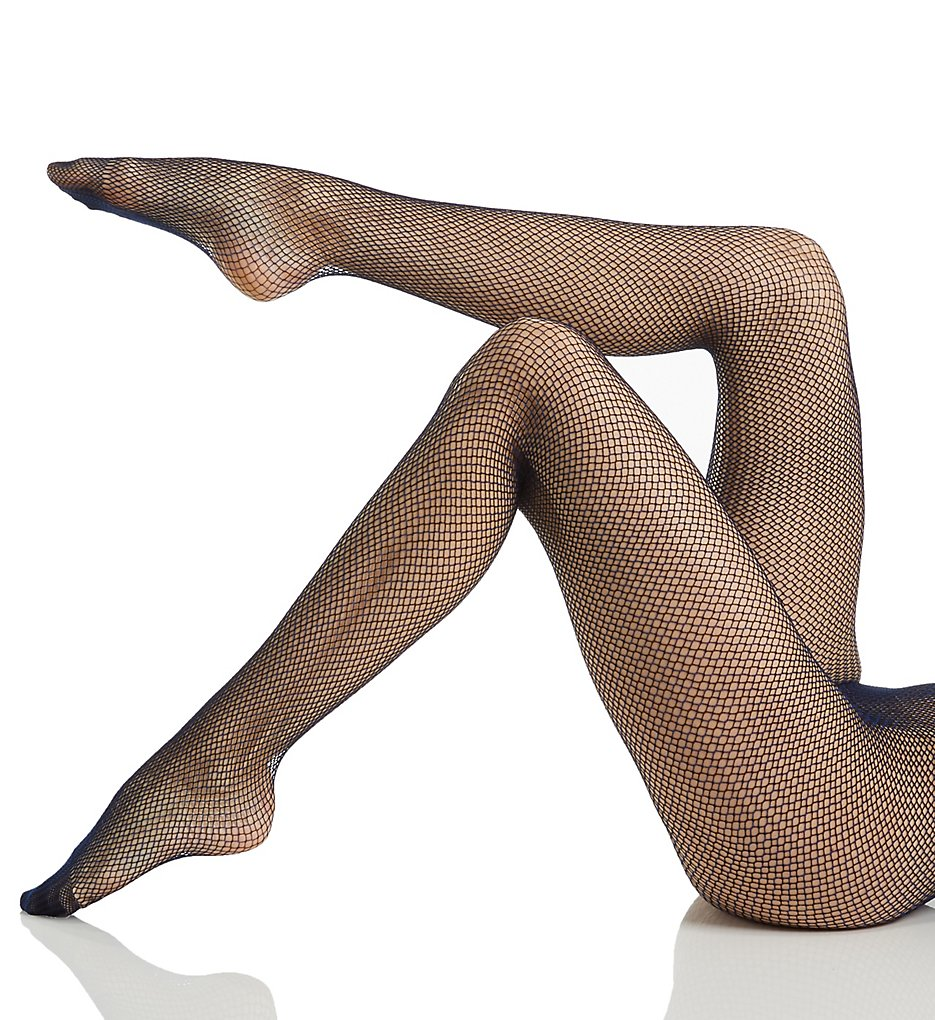 2f8d461cfc0 Hue 18289 Two Tone Net Tights
