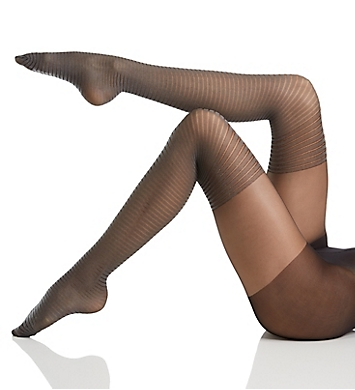 Hue Shimmer Accent Tights