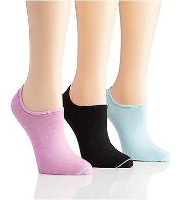 Hue Go Green Sneaker Liner - 3 Pack