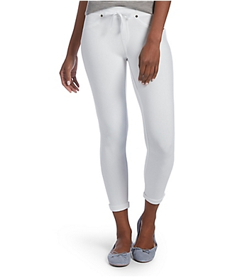 Hue Soft Denim Cuffed Capri
