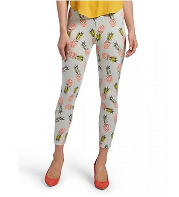 Hue Twill Pineapple Simply Stretch Skimmer