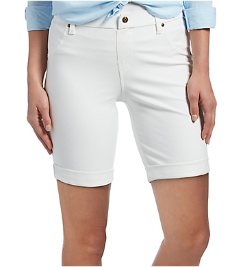 Hue Essential Denim Cuffed Shorts