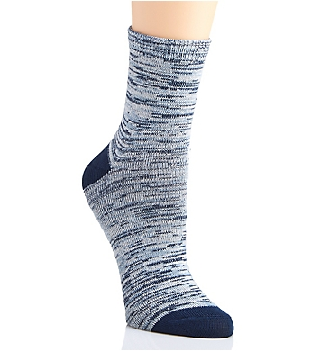 Hue Super Soft Cropped Sock