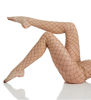 Hue Fine Line Net Tights