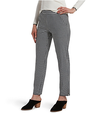 Hue Temp Tech Small Gingham Trouser Legging