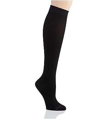 Hue Graduated Compression Knee Socks