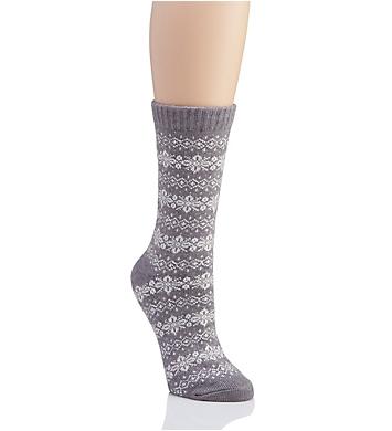 Hue Fairisle Boot Sock