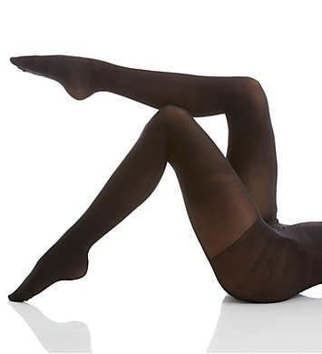 Hue Opaque Tights With Control Top