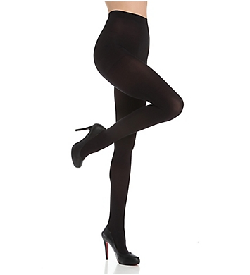 Hue Super Opaque Tights w/ Control Top