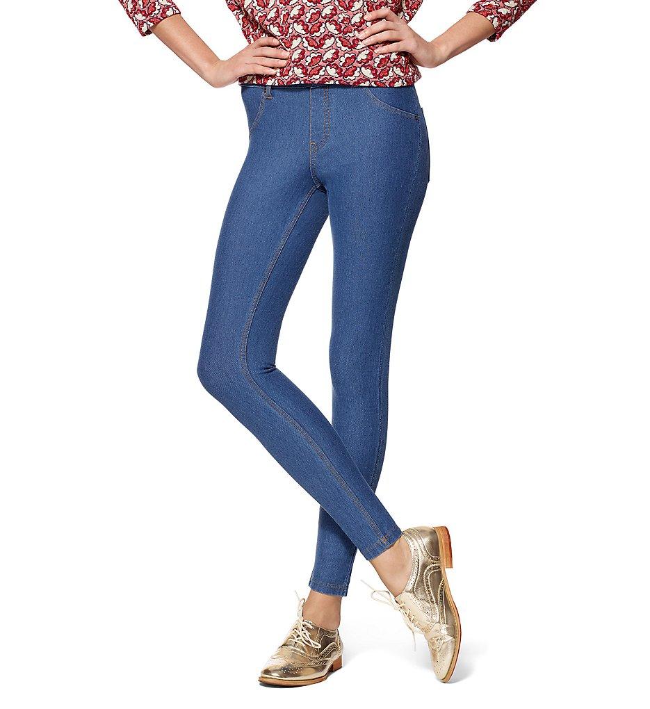 d1041436d67f6 Hue Essential Denim Leggings U16924 - Hue Bottoms