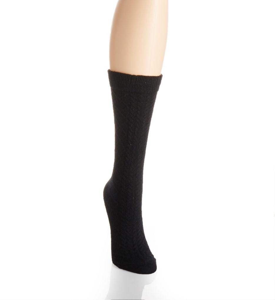 Hue Puckered Boot Sock