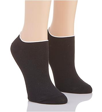 Hue Modal Sneaker Sock - 2 Pack