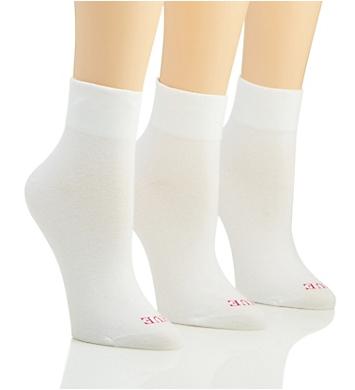 Hue Cotton Body Socks - 3 Pack