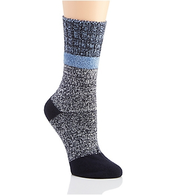 Hue Supersoft Marled Boot Sock