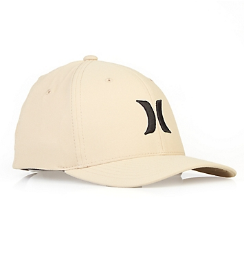 Hurley Dri-Fit One & Only Logo Embroidered Hat