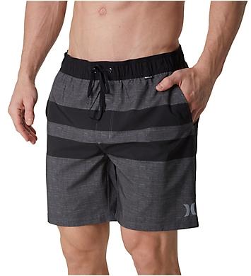 Hurley Phantom Blackball Beater Volley Swim Short